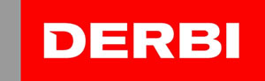 Logo značky Derbi