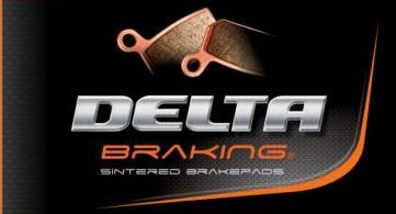 Brzdové destičky Delta